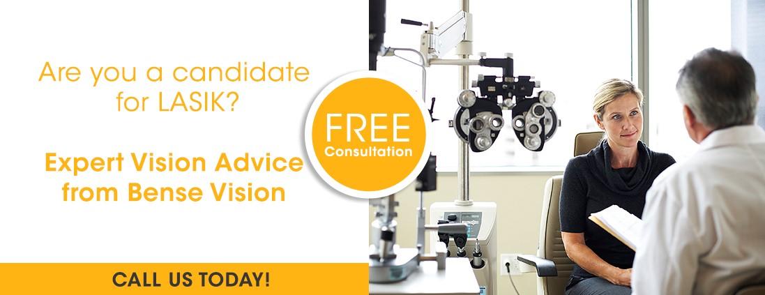 Free LASIK Consultation